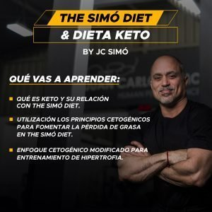 Webinar III. DIETA CETOGÉNICA & THE SIMO DIET